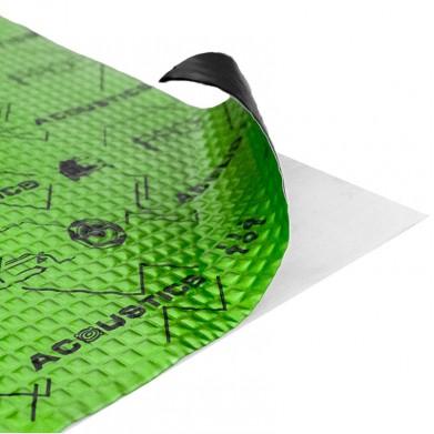 Виброизоляция Acoustics PROFY 370x500x1,8 мм.