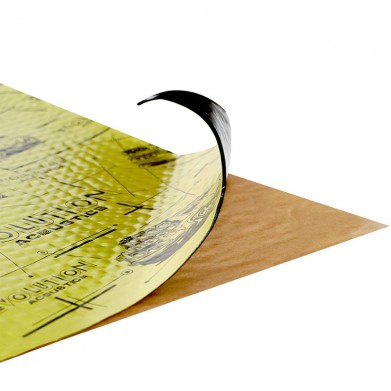 Виброизоляция Acoustics EVOLUTION 700x500x4 мм.