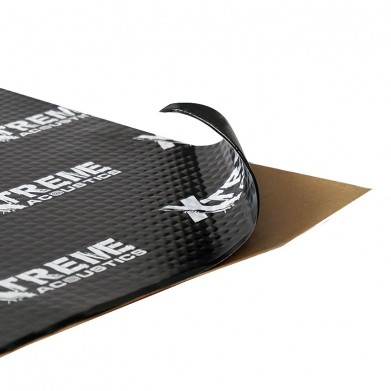 Виброизоляция Acoustics XTREME 370x500x2 мм.