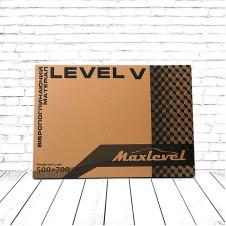Виброизоляция MaxLevel V1 700x500x1,5 мм.
