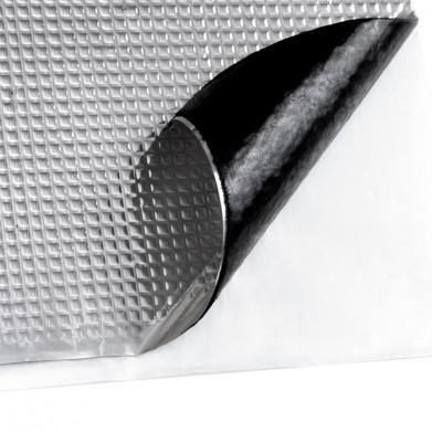 Виброизоляция VIZOL 700x500x4 мм. (60 мкм)